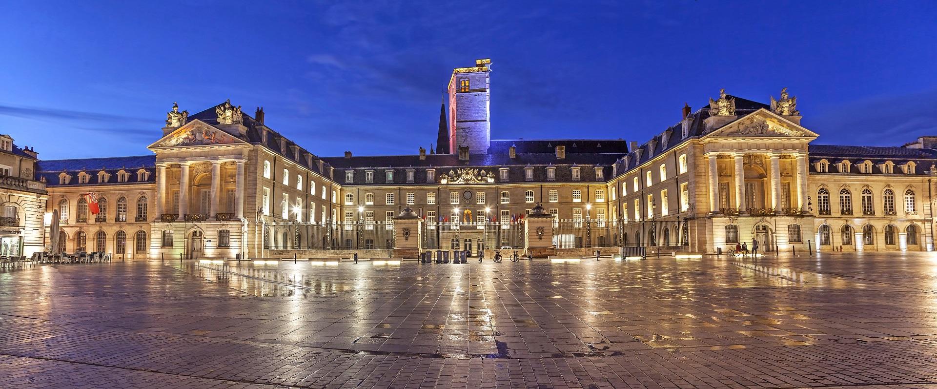 Dijon Place de la Libération